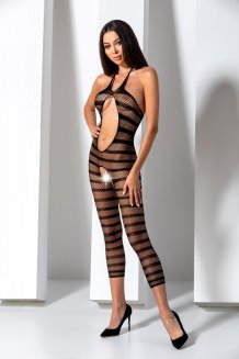 Čierny Bodystocking - BS081