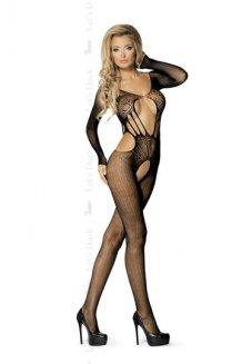 Čierny Bodystocking - I´ll Be Yours